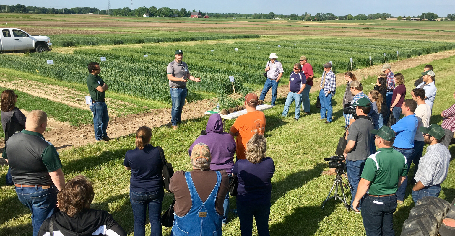 Michigan wheat program explores planter technologies