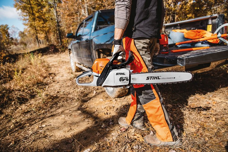 Stilh chainsaw