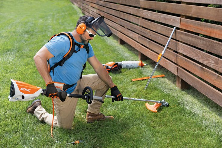 Stihl multi-task tools