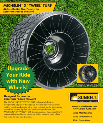 Tweel Wheels