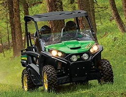 High-Performance Utility Vehicles